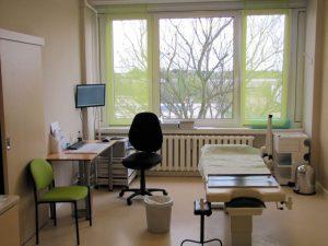 Behandelkamer Dr. Koch
